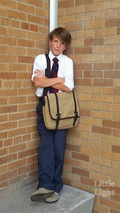 Boys School Uniforms - outfit ideas for tween boys