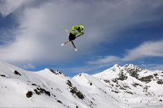 Erik Hughes Photo - Winter Games NZ - Day 1: Freestyle Ski