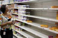Infobae: Desabastecimiento en Venezuela, un mes sin leche en polvo