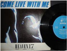 At £4.20  http://www.ebay.co.uk/itm/Heaven-17-Come-Live-Me-Virgin-Records-7-Single-VS-607-/251143629355