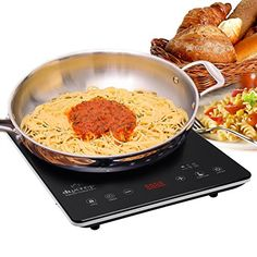 DUXTOP UltraThin Full Glass Top Portable Sensor Touch Induction Cooktop Countertop Burner: Secura DUXTOP UltraThin Full Glass Top Portable Sensor Touch Induction Cooktop Countertop Burner, Black, x x Kitchen Stove, Small Kitchen Appliances, Kitchen Dining, Kitchen Small, Best Charcoal Grill, Design Your Kitchen, Specialty Appliances, Cooking Equipment, Pan Set