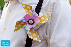 Pinwheel, gift for bishopric