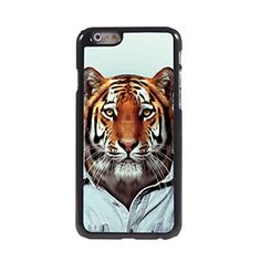 KARJECS iPhone 6 Plus Case Cover Mr Tiger Pattern Hard Case Cover Skin for iPhone 6 Plus KARJECS http://www.amazon.com/dp/B013UUHE6E/ref=cm_sw_r_pi_dp_.ZR1vb1D2AW0S