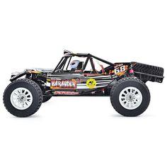 FS 53910 1:10 Scale RC Wild Track Warrior Truck Car Toy 2CH 2.4G Remote Control