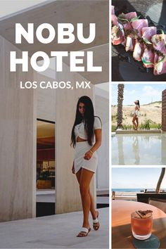 Review of the Nobu Hotel Los Cabos. Where to stay in Cabo San Lucas, Mexico? This Los Cabos travel guide compares the best luxury hotels in Cabo. Compare Nobu Hotel Los Cabos, Solaz Los Cabos, and The Cape, a Thompson Hotel. I also cover the best restaurants in Cabo / where to eat in Cabo, where to see El Arco and the best beach clubs in Cabo. The best of Mexico resorts for your Cabo Itinerary. Honeymoon, bachelorette party, romantic getaway/couples trip or girls trip #cabo #mexico #travel Airline Reviews, Travel Reviews, Hotel Reviews, Mexico Resorts, Mexico Vacation, Mexico Travel, Honduras, Luxury Travel