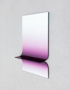 Les miroirs du moment : Miroir Shaping Colours, German Ermičs.