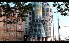 Frank O. Gehry | The Dancing House