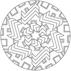 Mandala 24 by Sadadoki on DeviantArt