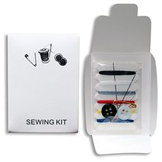 100 Simple Sewing Kits in Sleeves *** You can find more details by visiting the image link.