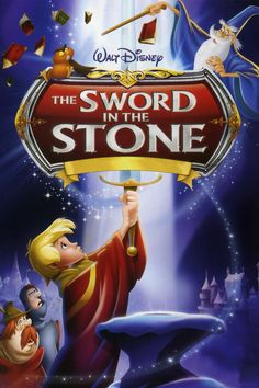 Day 16 favorite classic Sword in the stone also Tarzan and Alice in Wonderland. It's hard to pick just one.