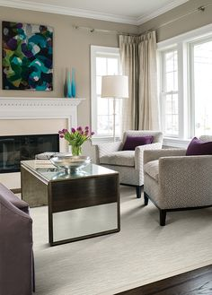 Choose to be inspired by room or flooring type with the America's Floor Source Inspiration Gallery. Get ideas for your next flooring project right here! Flooring Store, Best Flooring, Types Of Flooring, Flooring Options, Flooring Ideas, Area Rug Sizes, Area Rugs, Elegant Dining Room, Types Of Rugs