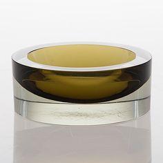 MALJA, lasia, malli SH signeerattu S. Modern Glass, Modern Contemporary, Glass Design, Design Art, Finland, Vintage Designs, Glass Art, Perfume Bottles, Pottery