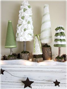 Christmas Trees - how to