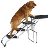 Found it at Wayfair - Non-Skid 3 Step Pet Stair for Grooming Table and SUV's