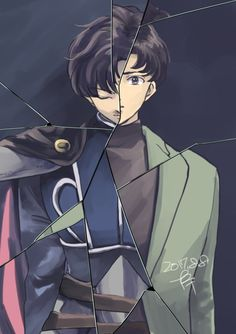 Darien/Príncipe Endimion.