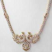 Diamond Necklaces | Diamond Necklace India | Buy Diamond Necklace Online