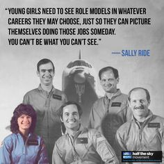 In 1983, astronaut and astrophysicist Sally Ride became the first American woman in space aboard the space shuttle Challenger.