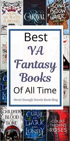 There are tons and tons of young adult fantasy books to choose from, but how do you know which ones are worth your time? I rounded up the best YA fantasy books so you can enjoy all the drama, magic, love, war, and action! It includes recent hits and older young adult fantasy books that are still completely engrossing. #yafantasy #yafantasybooks