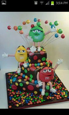 more creative cake art character cakes 20 Explore www c Crazy Cakes, Fancy Cakes, Cute Cakes, Unique Cakes, Creative Cakes, Creative Food, Creative Ideas, M And S Cakes, Character Cakes