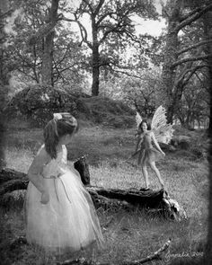Fairy Photos 1917 | Adobe Photoshop CS2 Windows