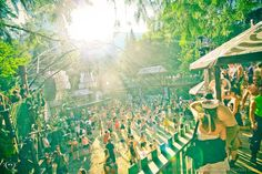Shambhala:)    one of the best electronic music festivals of all time...and right in my backyard :)