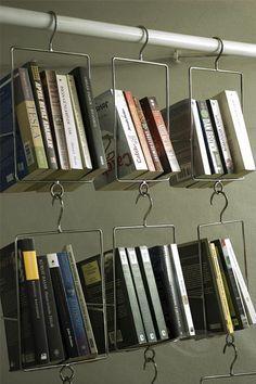 巷じゃお目にかかれないデザイン性に富んだ本棚10種類 | BUZZAP!(バザップ!)