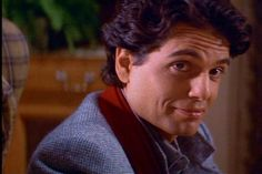 Jerry Dandridge in the 1985 film Fright Night. Being a suave vamp in the 80s, priceless.