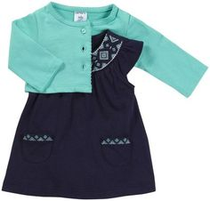 Carter's 2 Piece Dress Set with Butto... $15.99 #bestseller