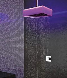 Beautiful Shower Design by Ponsi - Homaci.com