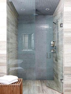 Charming Bathroom Shower Tile Ideas 76