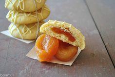 Beti Vanilla: Apricot Stuffed Cookies
