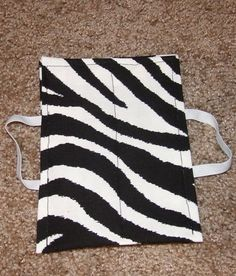 Always keep your classroom door locked, then if a lockdown happens u can just take this off quickly.    Lock Smock Zebra by ThePriceofTeaching on Etsy, $5.00
