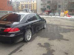 Продам BMW 7-Series 2007 Тюмень Не срочно и недорого