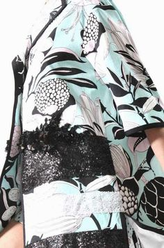 patternprints journal: PATTERNS AND PRINTS FROM PRE-SUMMER 2015 WOMAN FASHION COLLECTIONS / Antonio Marras