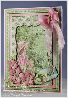 Happy Birthday by rosekathleenr - Cards and Paper Crafts at Splitcoaststampers