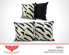 2 Unique throw Pillows handcrafted with Italian fabric by EJSIdsgn