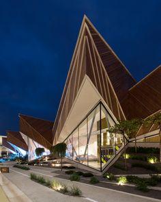 Slovenian pavilion, architect: SoNo architects