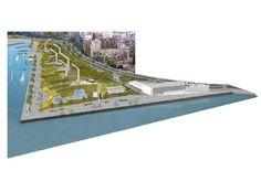 Remodelacion del Puerto de Algeciras | ESTUDIO MARTA BYRNE | PAISAJISMO | MADRID | LISBOA