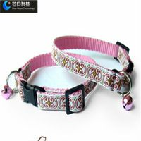 Led flashing collar colorful glowing dog collars led pet dog leashes