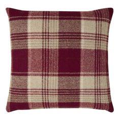 Cranbourne Wool Chec