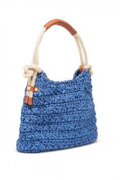 486 fantastiche immagini su borse maglia crochet stilisti - knitted ... aca03666c9f