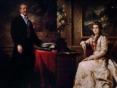Sus padres fueron Don José Escrivá y Corzán y Doña Dolores Albás y Blanc.