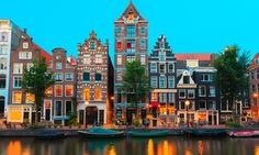 Groupon - ✈ 6-Day Vacation in Amsterdam with Air from Fleetway Travel. Price per Person Based on Double Occupancy. in Netherlands. Groupon deal price: $699