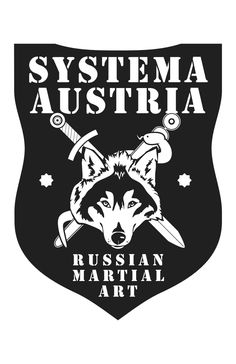 Das Logo von SYSTEMA Austria Martial Arts, Austria, Self, Training Videos, Martial, Graz, Students, Character Design, Kunst