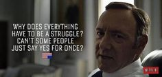 House of Cards - Frank Underwood {R}
