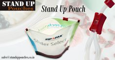 #Standuppouches in an option of either a #stock or #custompouch. Minimum quantity order for stock pouches are1000 units and custom pouches have a minimum #order of 15000 units.