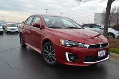 2016 Mitsubishi Lancer for sale at Gary Lang Mitsubishi in McHenry, IL