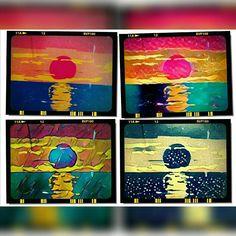 #sunrise in #spain noch 2Tage bis Urlaub in #spanien Originalbild oben links #summerfun #summerstyle #madewithprisma #madewithpicsart #instacolor #summersun #sun #mare #mare #instapic #instapicture #instagood #beach #beachlife #sunriseavenue #sea #sea #instagood #sunset #hollywood #summer16 #spanienmalanders