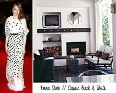 Emma-Stone-Classic-Black-White-Design