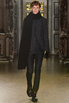 Pringle of Scotland, autumn/winter 2015 menswear